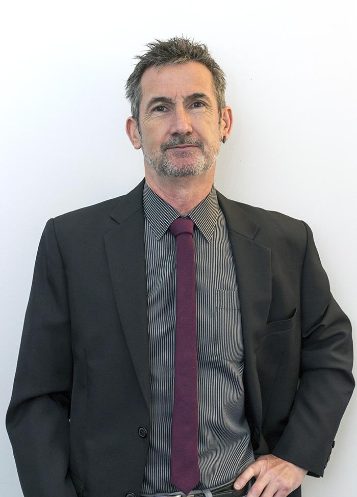 Assoc. Prof. Andrew John