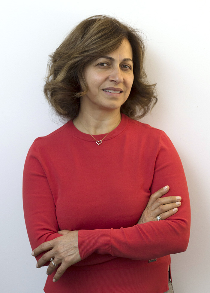 Prof. Nadia Massoud