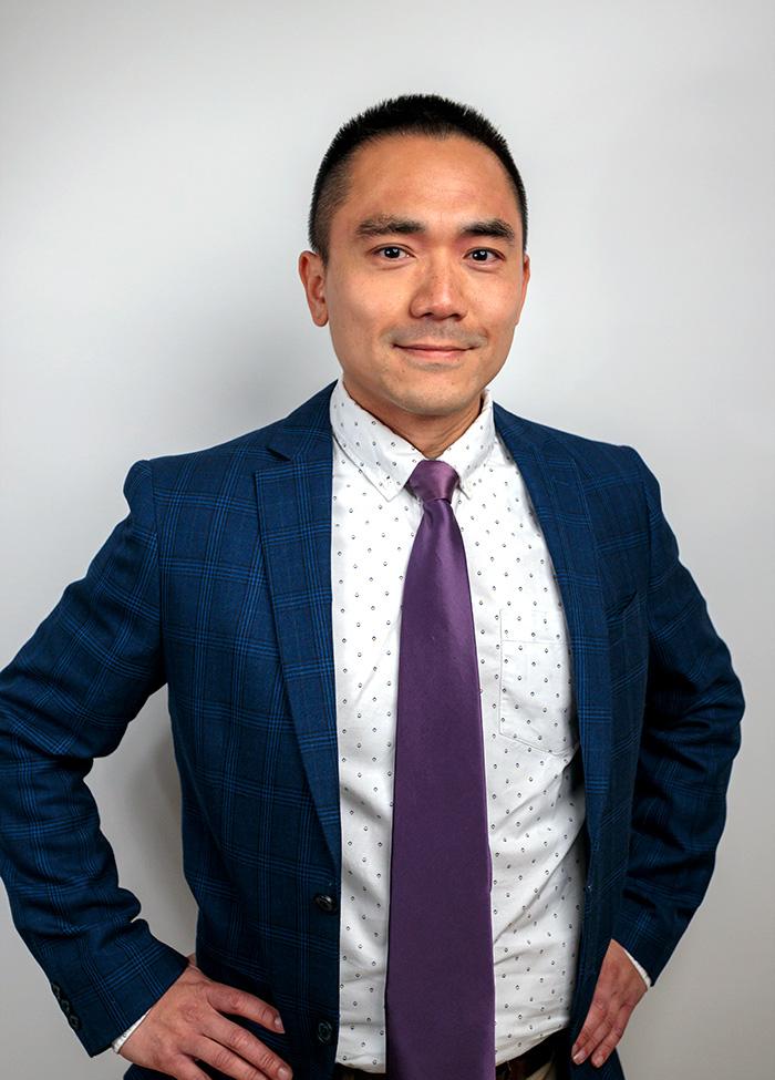 Assoc. Prof. Marc K. Chan